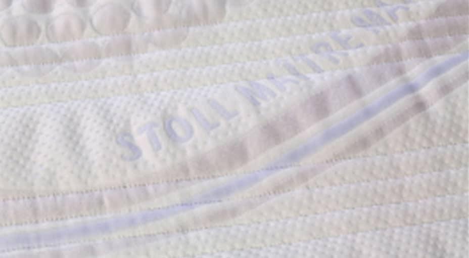tissu bamboo capitonné