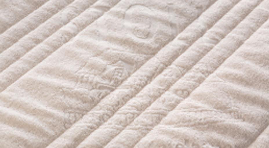 Tissu stretch capitonné